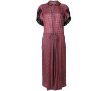 Willow plaid dress