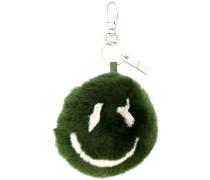 Schlüsselanhänger mit Smiley-Motiv