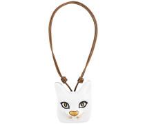 Halskette mit Katzenanhänger