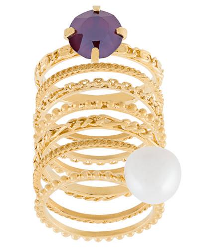 'Curiosities' Ring-Set