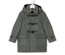 Duffle-Coat aus Wolle