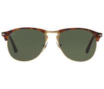 Pilotenbrille in Schildpattoptik - men