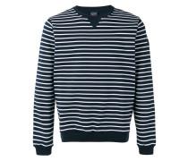 Gestreiftes Sweatshirt - men - Baumwolle - XXL