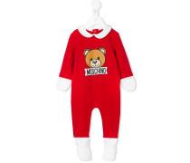 Pyjama mit Teddybär-Print