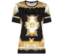 T-Shirt mit Medusa Renaissance-Print