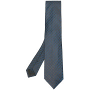 Krawatte mit Mikro-Muster