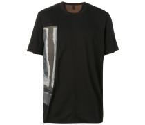 T-Shirt mit Kunst-Print