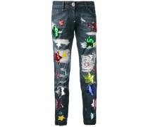 'Nymphe' Jeans - women - Baumwolle/Elastan - 26