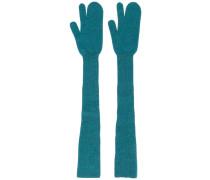 Lange 'Tabi' Handschuhe