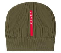 Mütze aus technischem Strick
