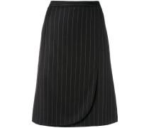 striped skirt - women - Schurwolle/Polyester