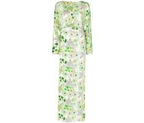 'Elizabeth' Kleid mit Blumen-Print