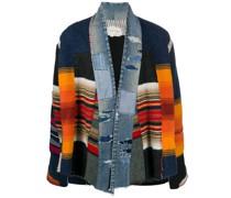 Kimono im Patchwork-Design
