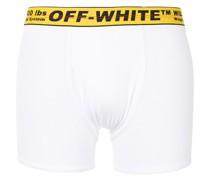 Shorts mit Logo-Bund