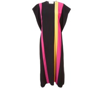 Kleid mit Colour-Block-Optik