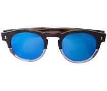 'Leonard 48' Sonnenbrille in Schildpattoptik