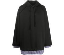 Fundamental oversized hoodie