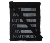 'Any Way Out' Schultertasche