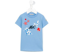 T-Shirt mit Logo-Print - kids
