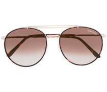Runde 'Wesley' Sonnenbrille