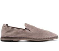 Loafer mit Stretcheinsätzen