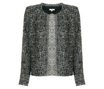 Schmale Tweed-Jacke