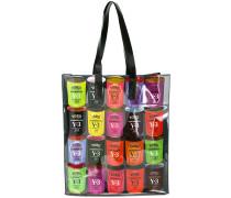'Can' Shopper mit Print