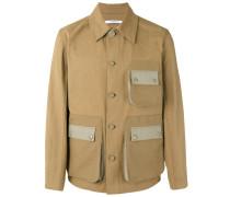 Jacke mit aufgesetzten Taschen - men