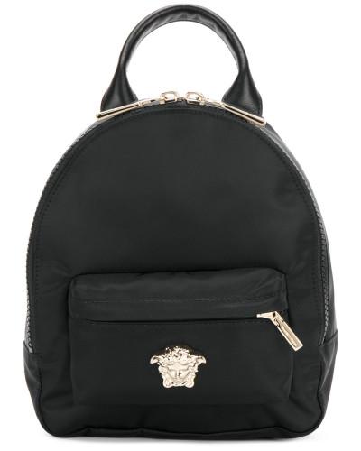 Fälschung Versace Damen small nylon backpack Spielraum Footlocker Finish Besuchen Verkauf Online Sast Verkauf Online Große Überraschung Verkauf Online oqydFkcW