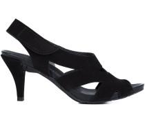 Sandalen mit Slingback-Riemen