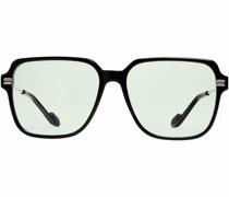 Eckige Jeff Sonnenbrille