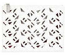 'Flying Kenzo' Clutch - women - Kalbsleder