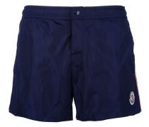 side stripe swim shorts - men - Nylon/Polyester