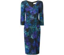 'Erie' Kleid mit V-Ausschnitt