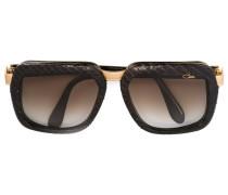 - Sonnebrille mit eckigem Gestell - unisex