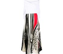 'Zakira' Schulterfreies Kleid