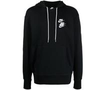 World Tour cotton hoodie