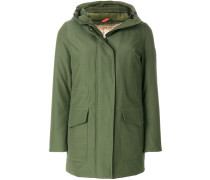 concealed hooded jacket