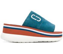 Lex platform sandals