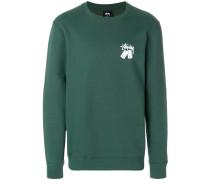 Sweatshirt mit Domino-Patch