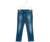 Jeans mit geradem Schnitt - kids