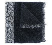 Großer Schal mit Paisleymuster