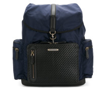 wide compartment backpack