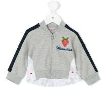 - Sweatshirtjacke mit Erdbeermotiv - kids