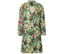 wild nature printed coat