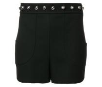 Shorts mit verziertem Bund