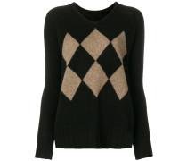 V-neck ballantyne sweater