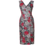 floral print dressv-