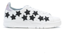 Flirting lace-up sneakers