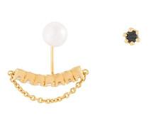 'Silver Heritage' Ohrringe aus vergoldetem Sterlingsilber